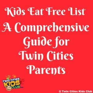 Kids Eat Free List