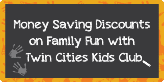 Money Saving Discounts on Family Friendly Events